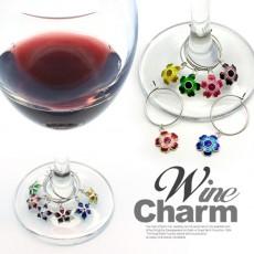 파티와 모임)(와인소품)실버 칠보 와인참(10종중택일)